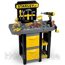 Верстат Мобільна майстерня з інструментами Стенлі Stanley Smoby 360317