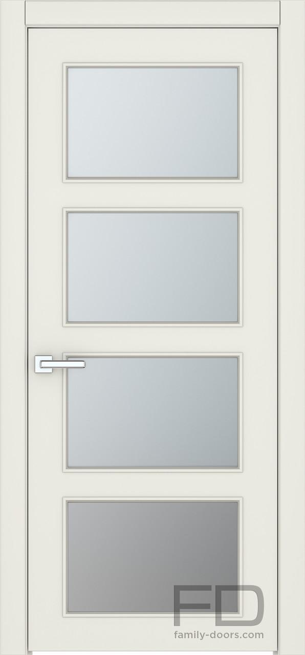 Межкомнатные двери Классик 3 (Эмаль) FD