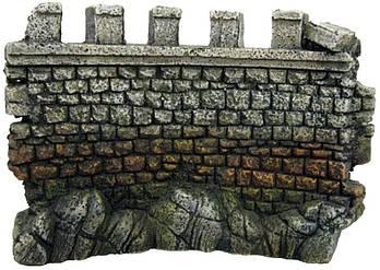 Декор в аквариум Романская стена 3 M 7,5*2,7*5,5 см (керамика) Croci Amtra
