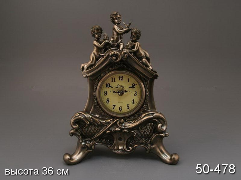 Часы настольные Lefard Три ангела 36 см 50-478
