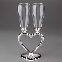 Весільні келихи Veronese 2 шт 1010G