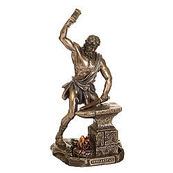 Статуэтка  Veronese Гефест 21 см 77383A4