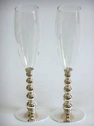 Весільні келихи Veronese 26 см 2 шт 478/105