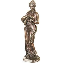Статуэтка Veronese Гигея Богиня здоровья 28 см 77003