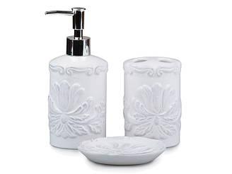 Набор для ванной и туалета Lefard 3 предмета 940-018