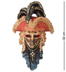Статуэтка Veronese Венецианская маска 32 см 1902254 (1)