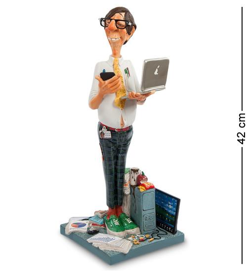 Статуэтка Guillermo Forchino Программист 42 см 1902732