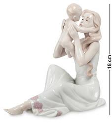 Статуэтка Pavone Мать и дитя 18 см 1104473