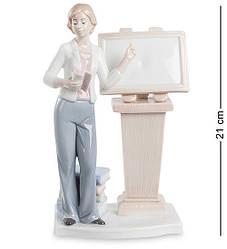 Статуэтка фарфоровая Pavone Учитель 21 см 1106334