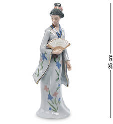 Статуетка Pavone Японка 25 см 1105746
