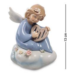 Статуетка музична Pavone Янголятко 13 см 1103174