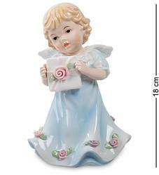 Статуэтка музыкальная Pavone Ангелочек 18 см 1103359