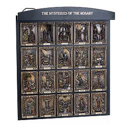 Картина  Veronese Мозаика библейская 49х44х9 см 77499Y4