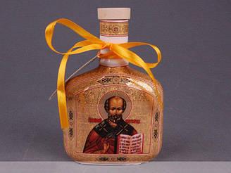 Ємність для води або масла Lefard Св.Микола 15 см 55-2570