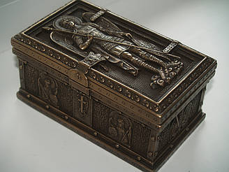 Скринька Veronese Архангел Михаїл 11 х 5 см 75917
