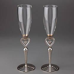 Весільні келихи Veronese 2 шт 1013G