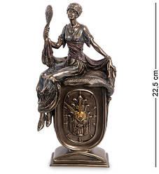 Часы настольные Veronese Девушка с зеркалом 22,5 см 1906295