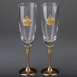 Весільні келихи Veronese 2 шт 8212H-2PCG