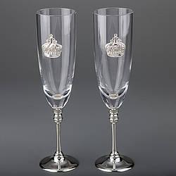 Весільні келихи Veronese 2 шт 8212H-2PC