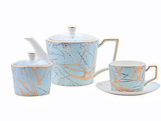Чайний набір Lefard Меланія 14 предметів 264-670