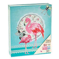 Фотоальбом Фламинго Veronese 80 фото 10х15 8130-003Г