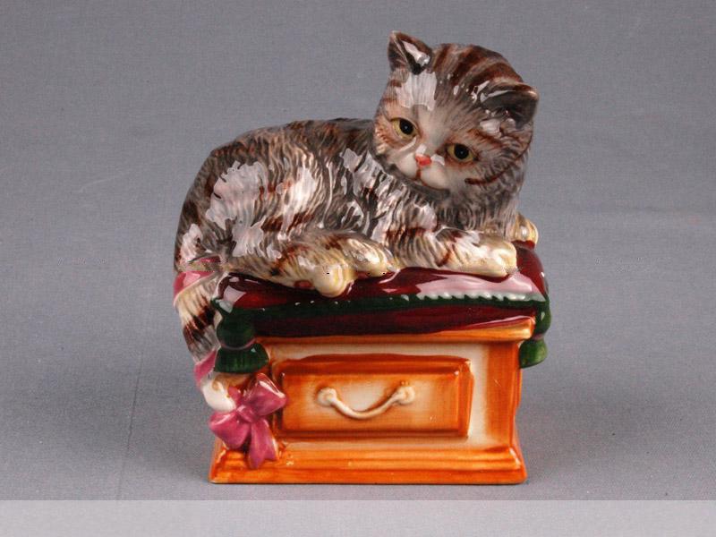 Статуетка Кішка 13 см 59-350