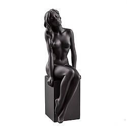 Статуетка Veronese Дівчина на колоні 19 см 75916
