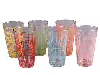 Набір склянок Lefard 6 штук 593-040