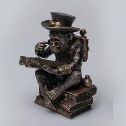 Статуетка Veronese Шимпанзе-професор 19 см 76796