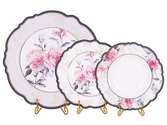 Набор тарелок Lefard Камелия 18 шт 935-015