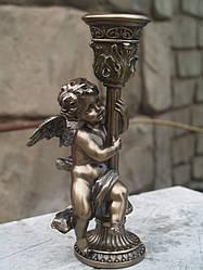 Підсвічник Veronese Ангелок 19 см 75225