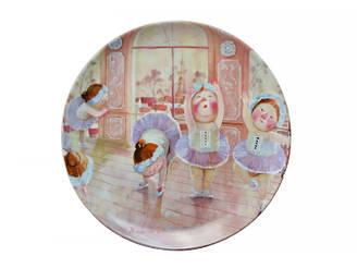Тарілка декоративна Gapchinska Жизелі на репетиції 20 см 924-201