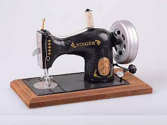 Фигурка декоративная Lefard Швейная машинка SINGER 25 см 784-048