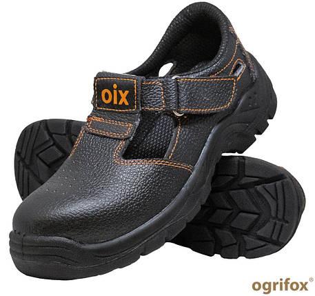 Сандали рабочие (спецобувь) OX-OIX-S-SB BP, фото 2