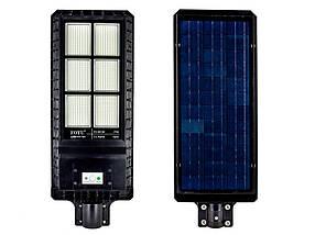 Уличный светильник FOYU 180Вт LED фонарь на солнечной батарее с датчиком движения свечение 12ч метал