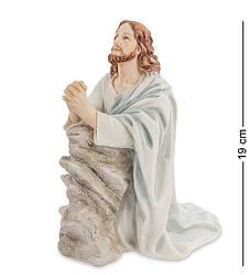 Статуэтка Veronese Молитва Иисуса в Гефсиманском саду 19 см 1902329