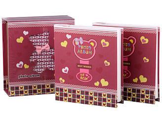 Комплект фотоальбомів з 2 шт в картонній упаковці,фото 13х18 см Veronese 12-450