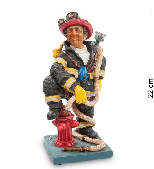 Статуэтка Guillermo Forchino Пожарный 22 см 1903562