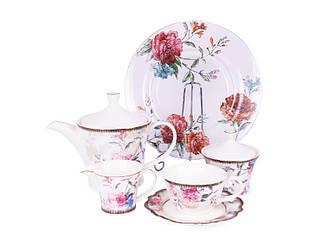 Чайний набір Lefard Камелія на 16 предметів 935-011
