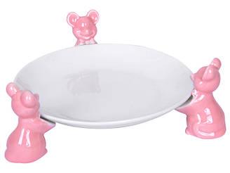 Блюдо Lefard Мышки 23 см 149-422