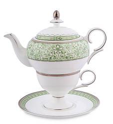 Чайний сервіз Pavone 3 предмета 1451442