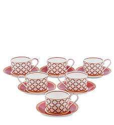 Чайний сервіз Pavone Елегантність 12 предметів 1451465