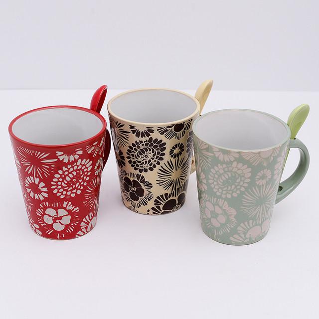 Чайный набор на стойке (фото)