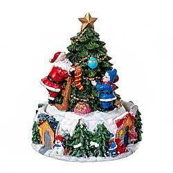 Статуэтка Lefard Новогодняя елка 16х12 см 16002-002