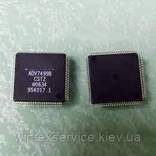 Мікросхема ADV7499B CSTZ (демонтаж)
