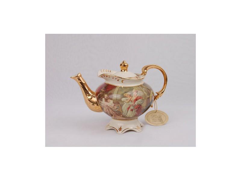 Чайник заварочный Lefard Светское общество 23 см 215-104