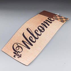 Придверні килимок Elisey 56 х 26 см 007WO