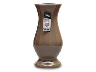 Ваза настільна Franco s.r.l. Шоколадний 40 см 316-898
