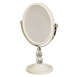 Дзеркало косметичне 14х28 см 0500-002