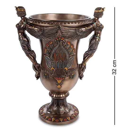 Ваза Veronese Єгипетські богині 32 см 1903790